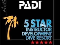 "PADI Five Star IDC "" Blue Planet"""